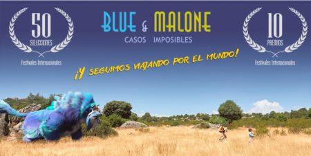 cincuenta festivales y 10 premios para blue y malone corto de animación