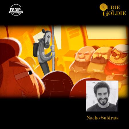 peliculas de animación favoritas de nacho subirats