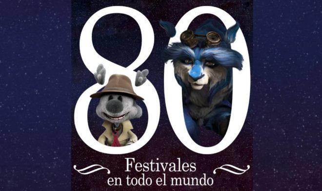 ochenta festivales para blue y malone